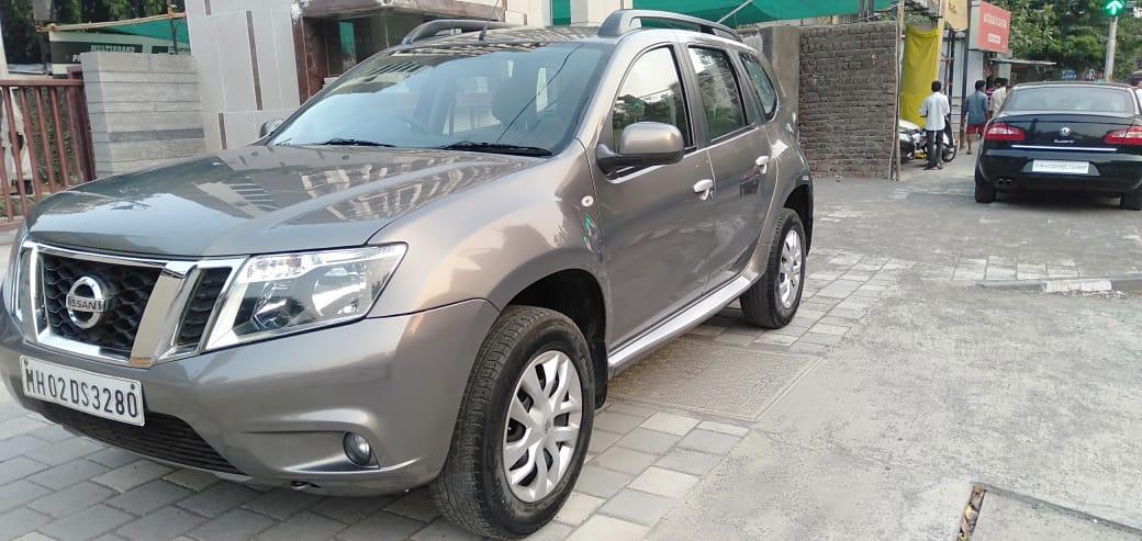 2014 Used Nissan Terrano XL P