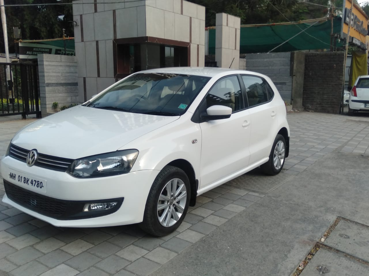 2013 Used VOLKSWAGEN POLO HIGHLINE1.2L PETROL