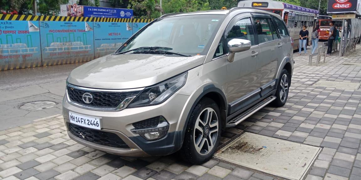 2017 Used Tata Hexa XTA 4X2 7 STR