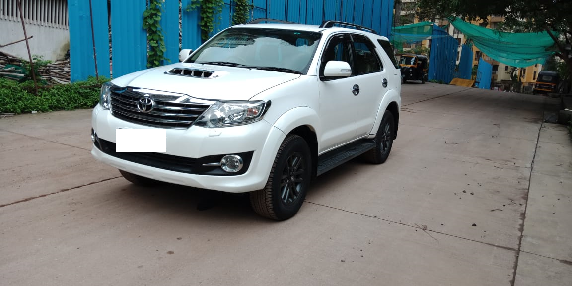 2015 Used Toyota Fortuner 3.0 MT 4X2