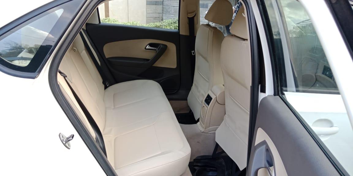 2014 Used Volkswagen Vento HIGHLINE PETROL