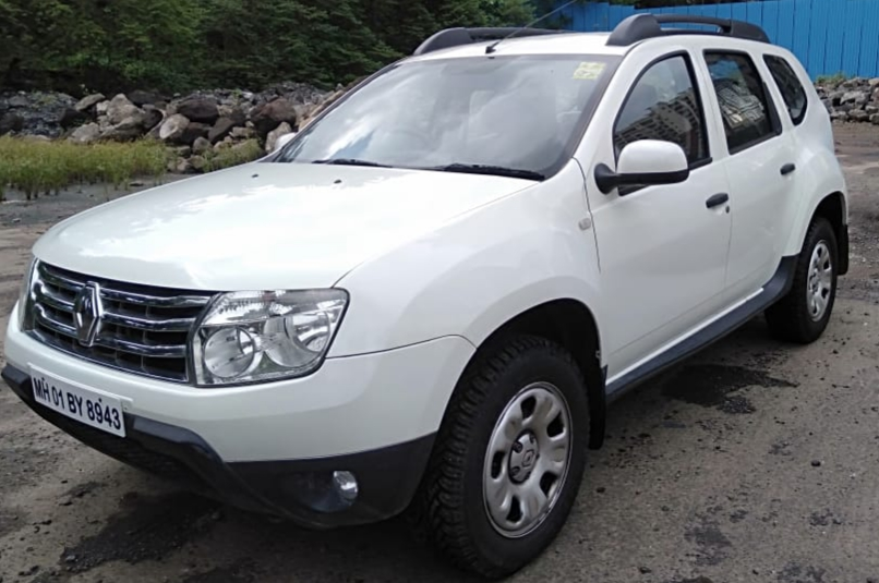 2015 Used RENAULT DUSTER RXL PETROL 104