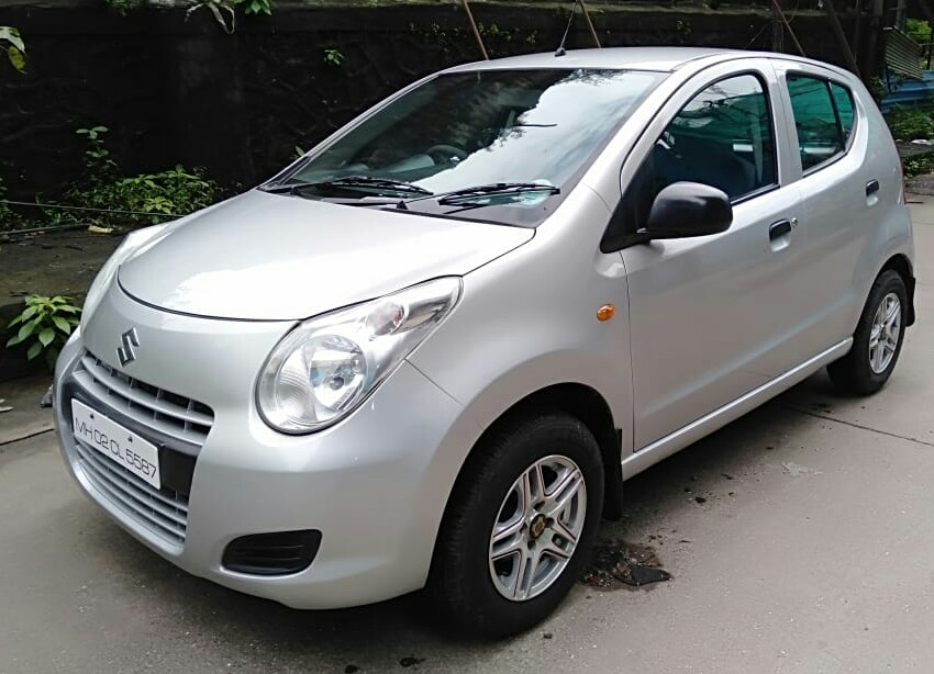 2012 Used Maruti Suzuki A Star VXI ABS AT