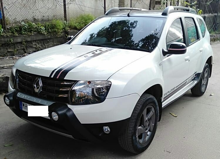 2015 Used RENAULT DUSTER 85 PS RXL OPT
