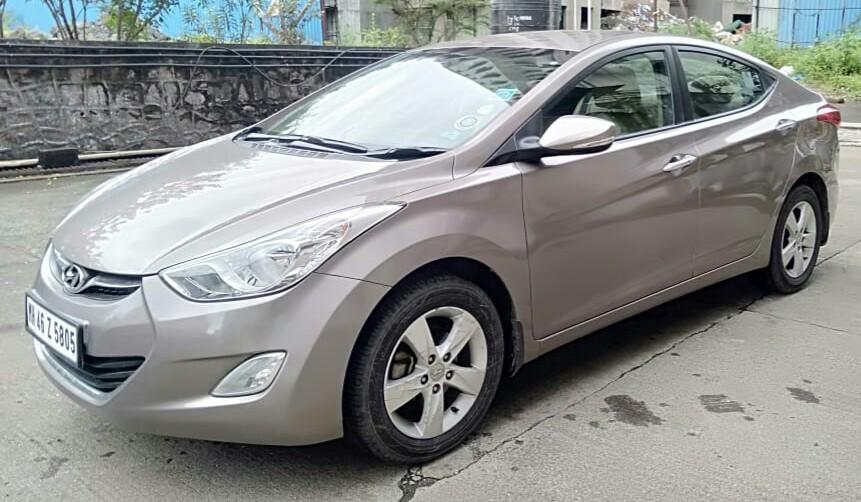 2014 Used Hyundai New Elantra 1.8 SX MT