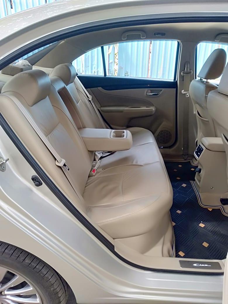 2018 Used Maruti Suzuki Ciaz ALPHA 1.4 AT