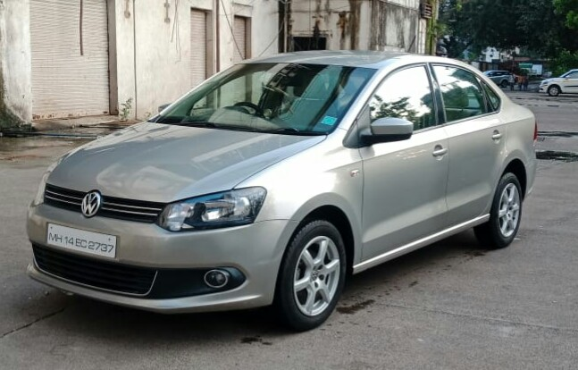 2013 Used Volkswagen Vento HIGHLINE PETROL