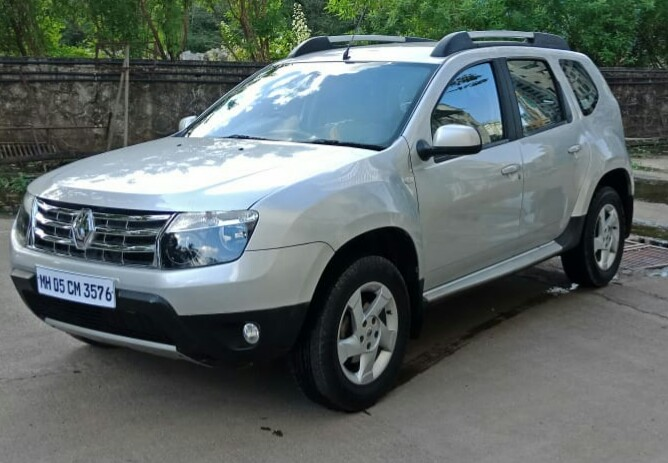 2015 Used RENAULT DUSTER 110 PS RXZ