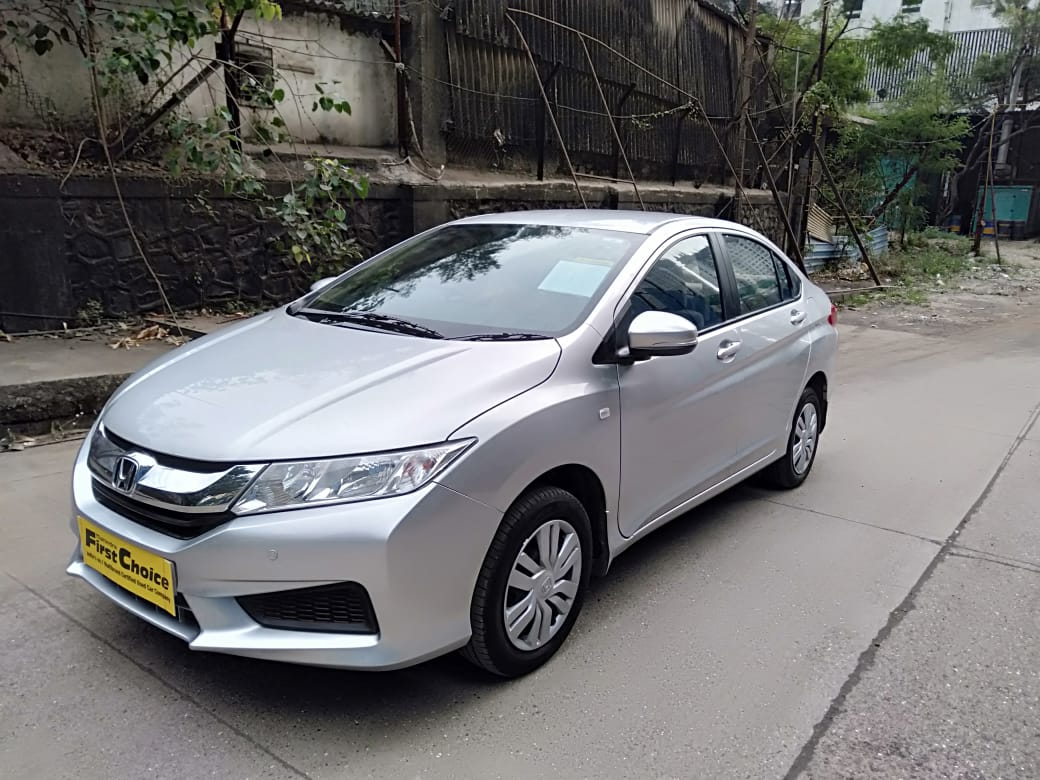 2017 Used Honda City SV MT PETROL