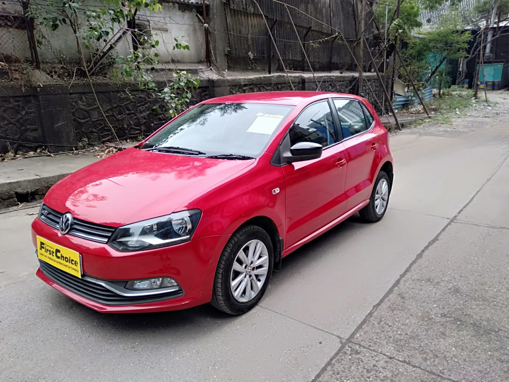 2015 Used Volkswagen Polo GT TDI