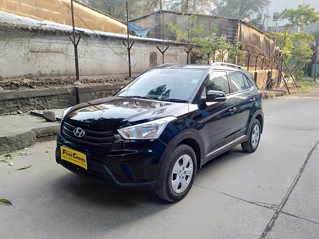 2017 Used Hyundai Creta 1.6E PLUS