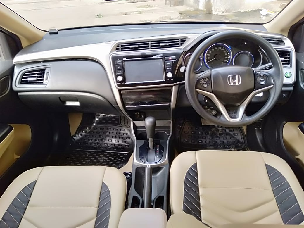 2016 Used HONDA CITY SV CVT PETROL