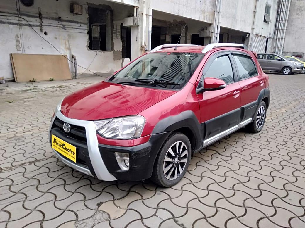 2015 Used Toyota Etios Cross 1.2 G