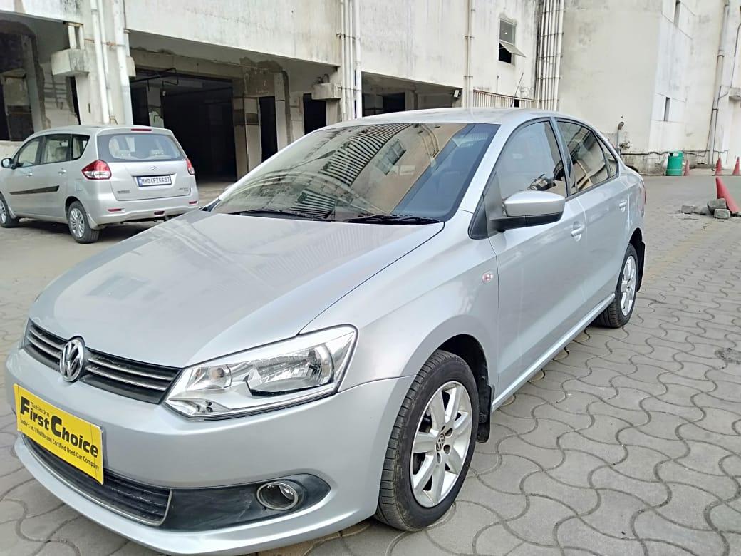 2011 Used Volkswagen Vento HIGHLINE PETROL AT