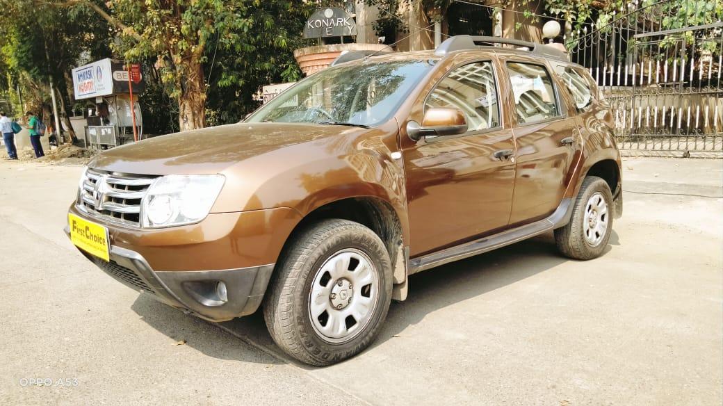2013 Used Renault Duster RXL DIESEL 110