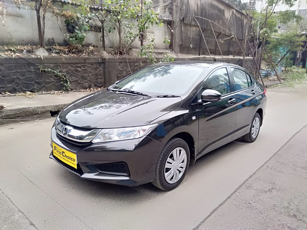 2016 Used HONDA CITY SV MT PETROL