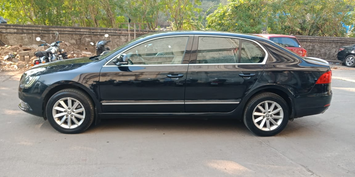 2014 Used SKODA SUPERB  ELEGANCE 1.8 TSI AT