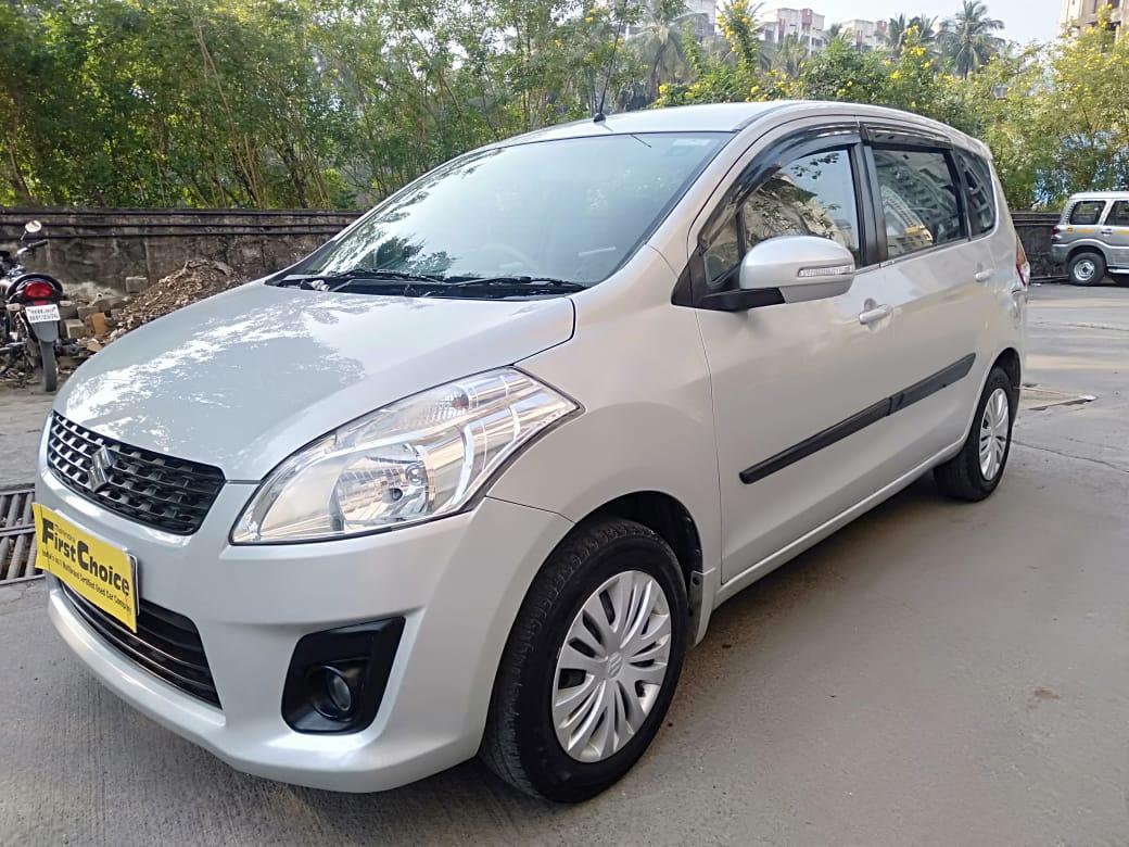 2015 Used Maruti Suzuki Ertiga VXI