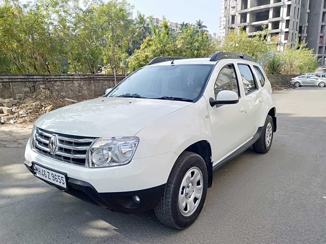 2014 Used Renault Duster RXL PETROL 104