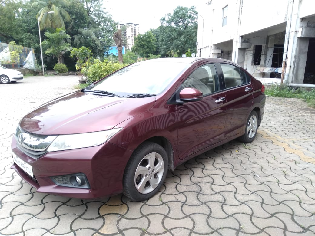 2015 Used Honda City 1.5 V MT