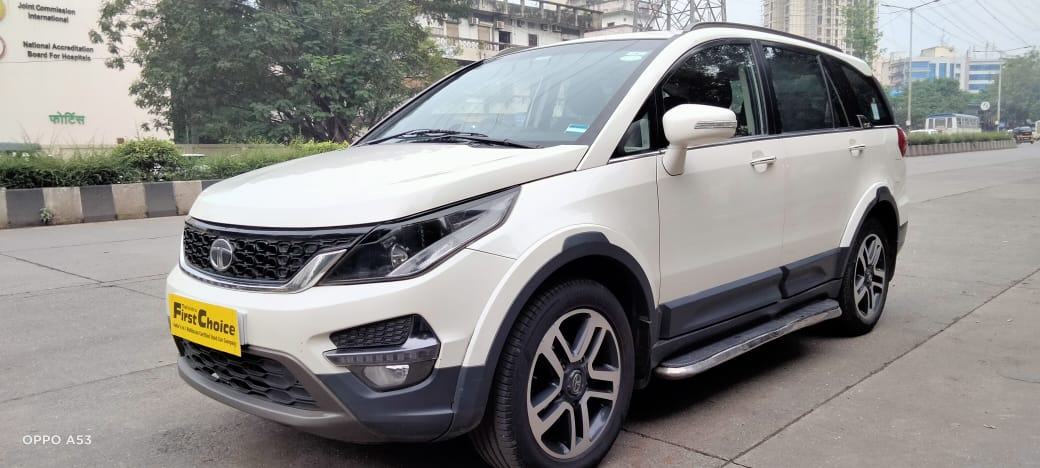 2017 Used Tata Hexa XTA 4X2 6 STR