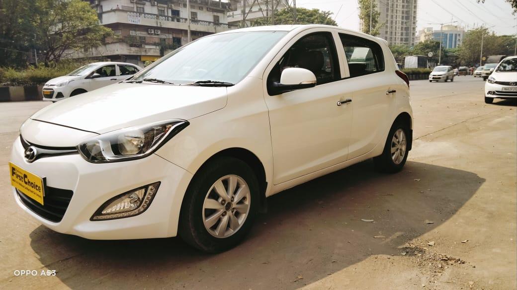 2012 Used Hyundai I20 ASTA 1.2 O