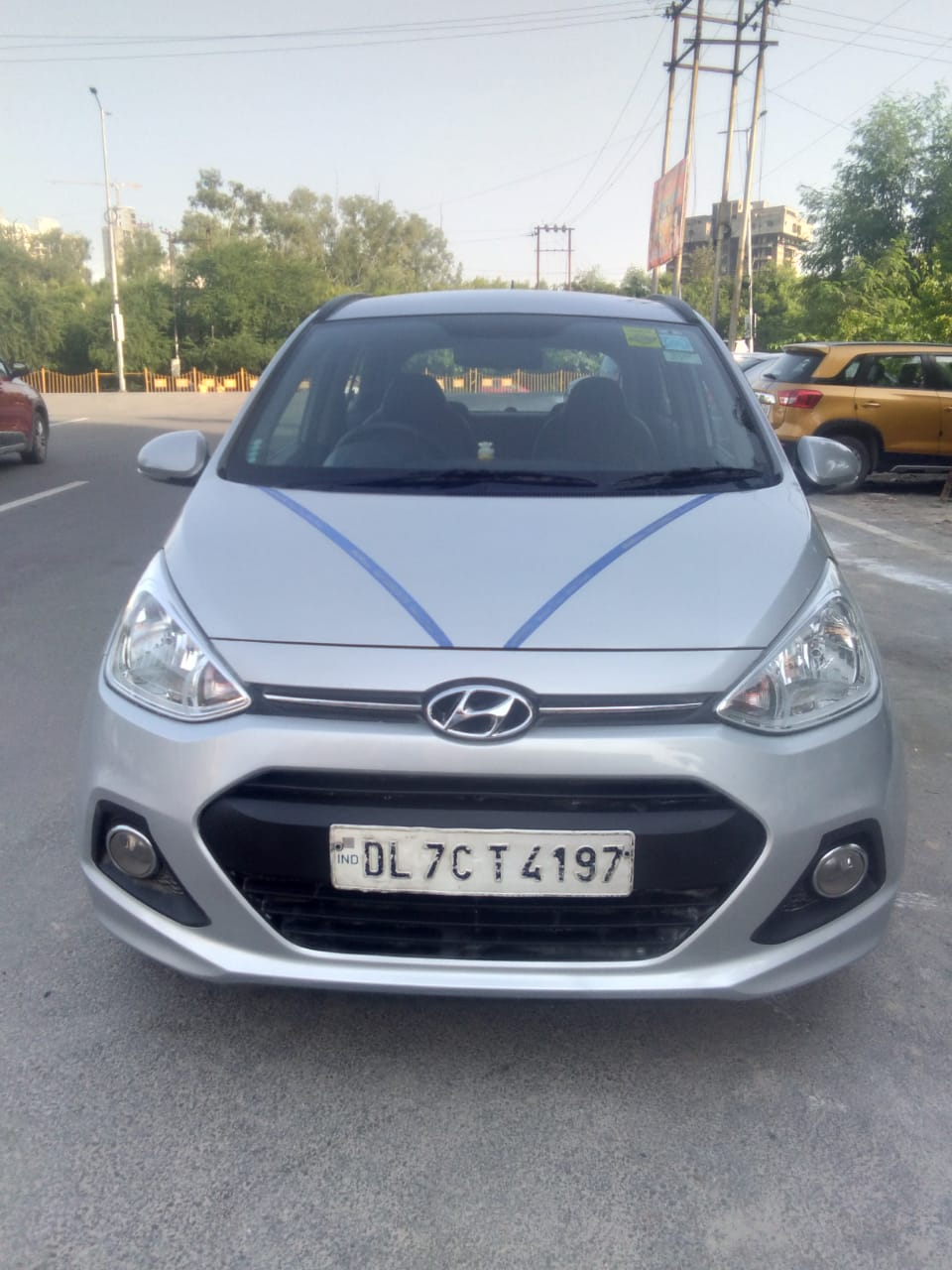 2014 Used Hyundai Grand I10 SPORTZ 1.1 CRDI