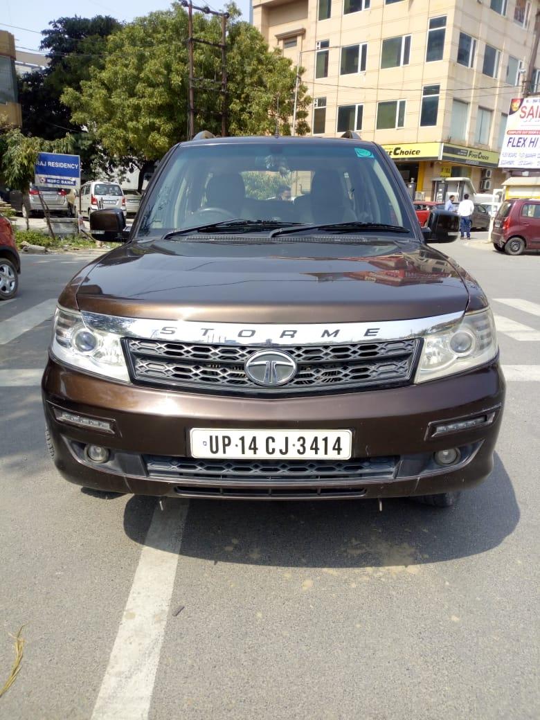 2014 Used Tata Safari 4X2 EX DICOR BS IV
