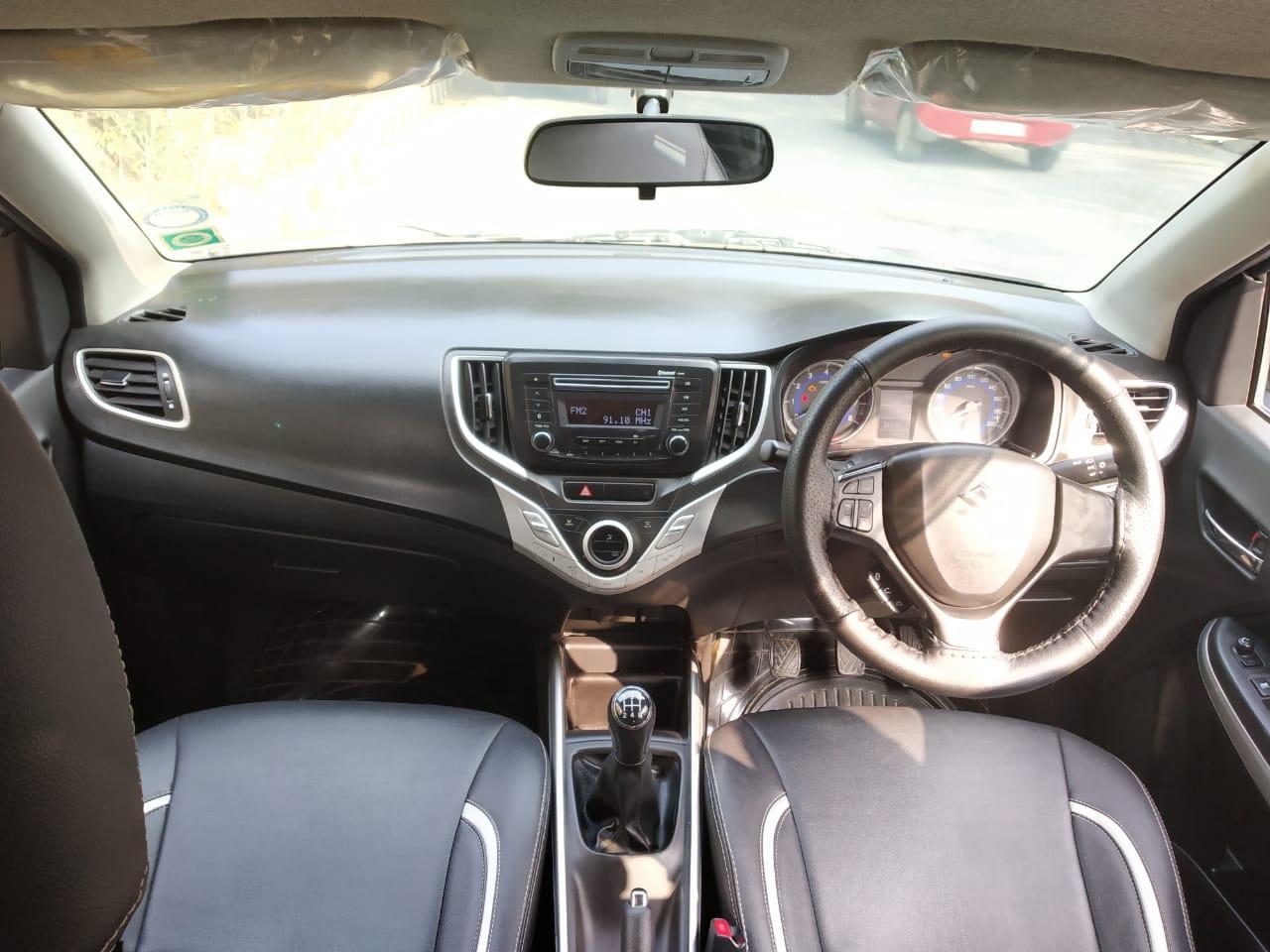 2015 Used Maruti Suzuki Baleno DELTA