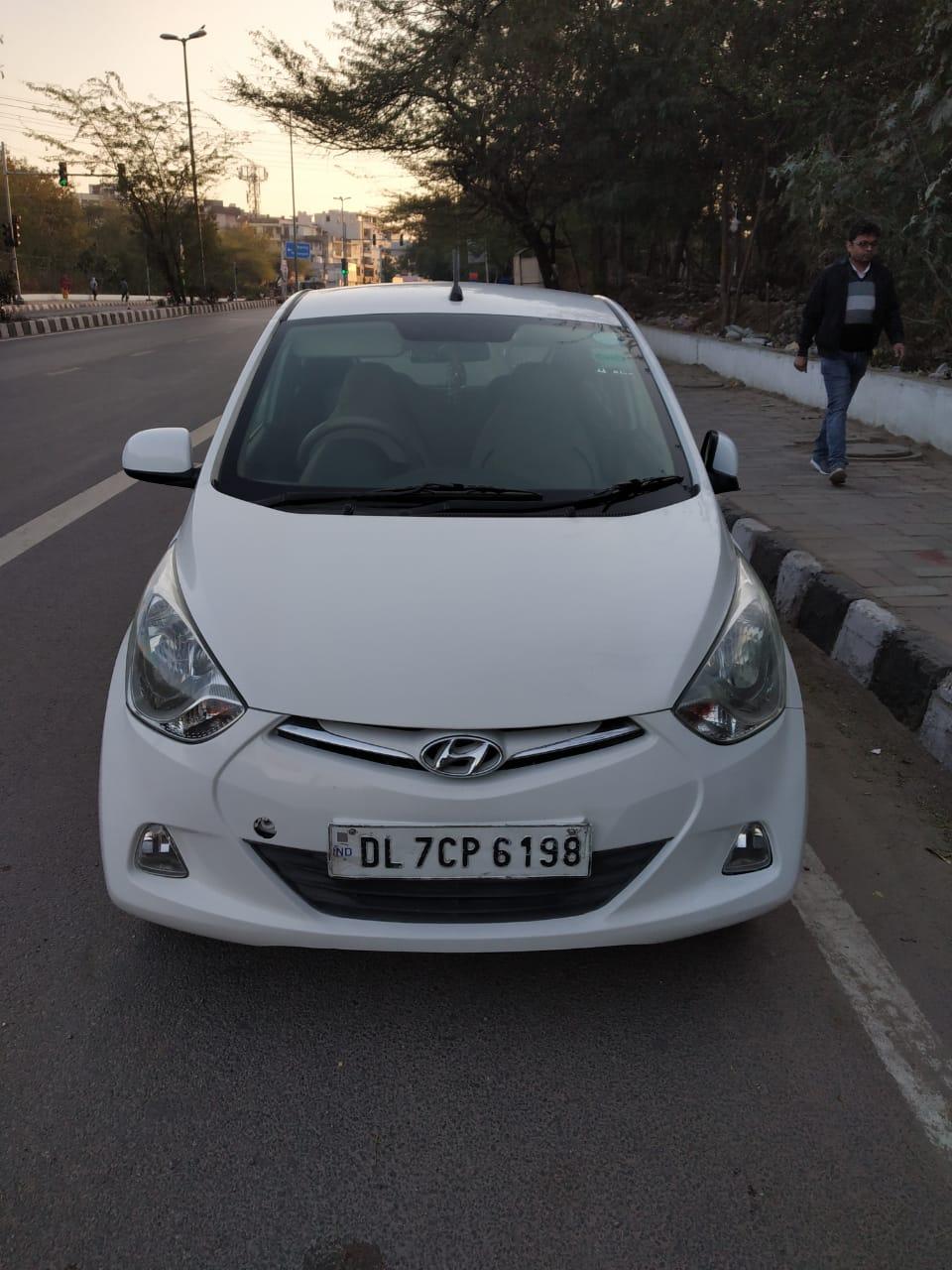 2013 Used Hyundai Eon SPORTZ