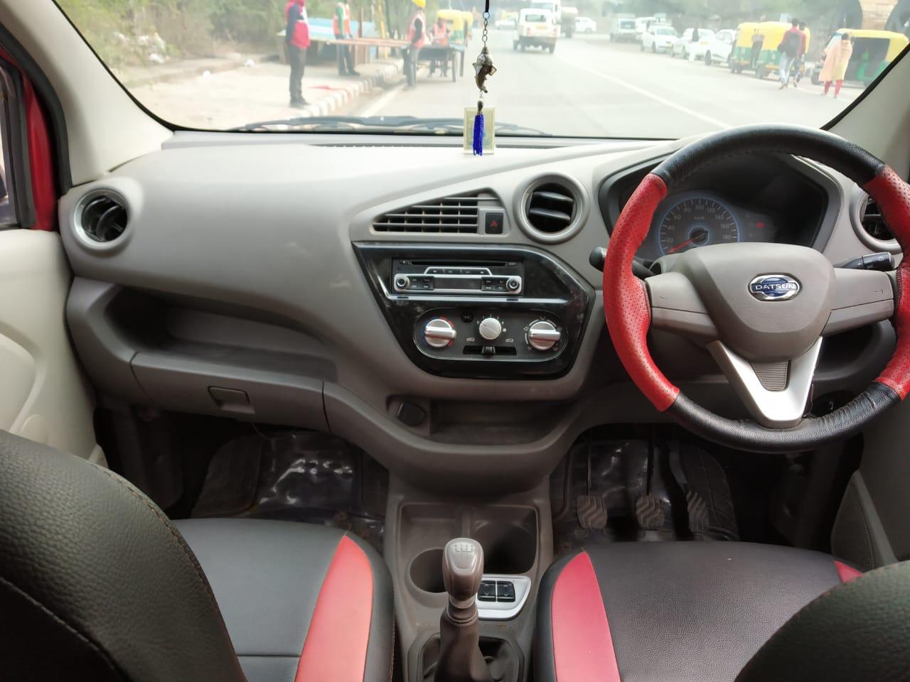 2017 Used Datsun Redi Go T O