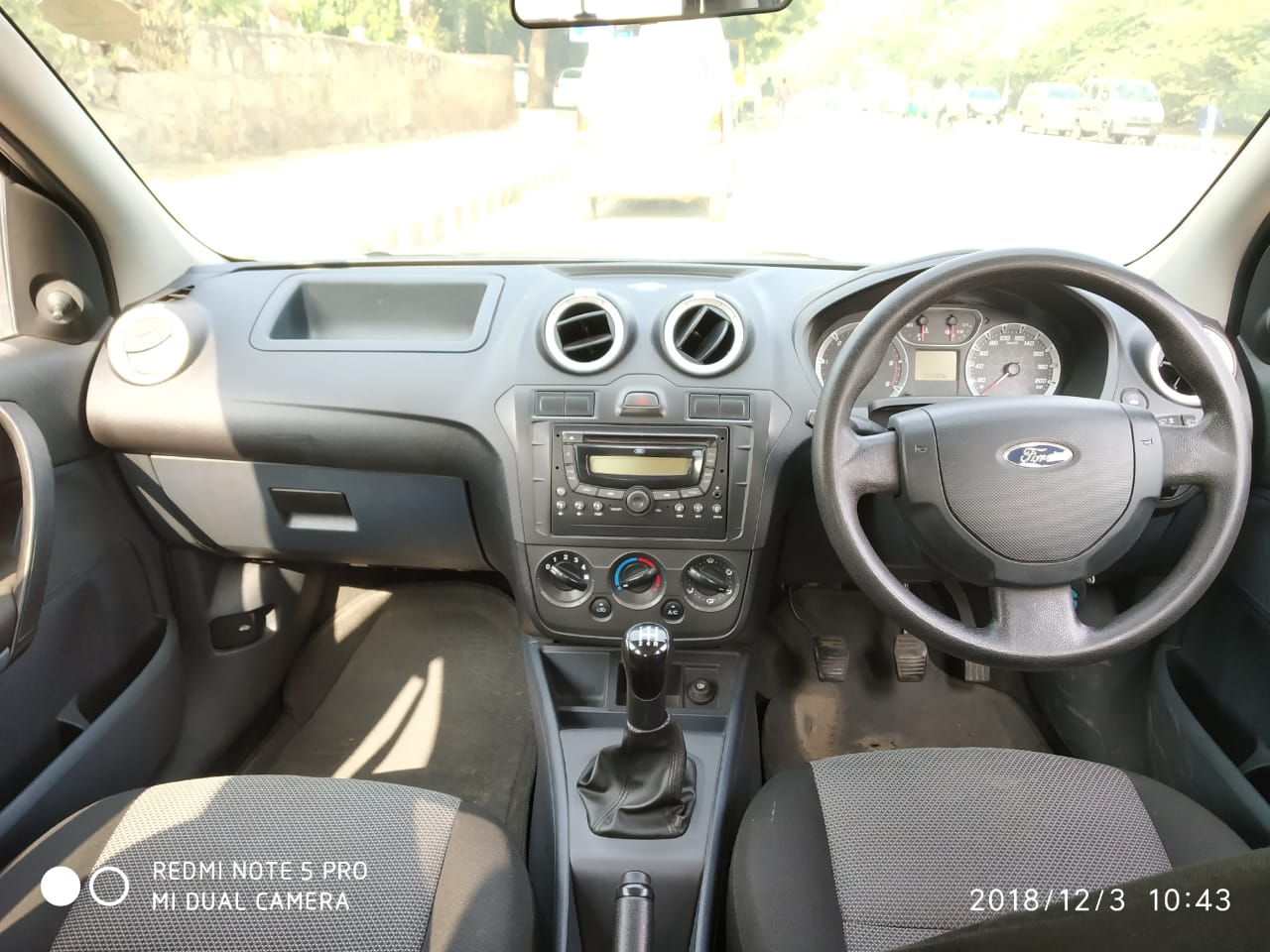 2014 Used FORD FIESTA CLASSIC CLXI 1.6