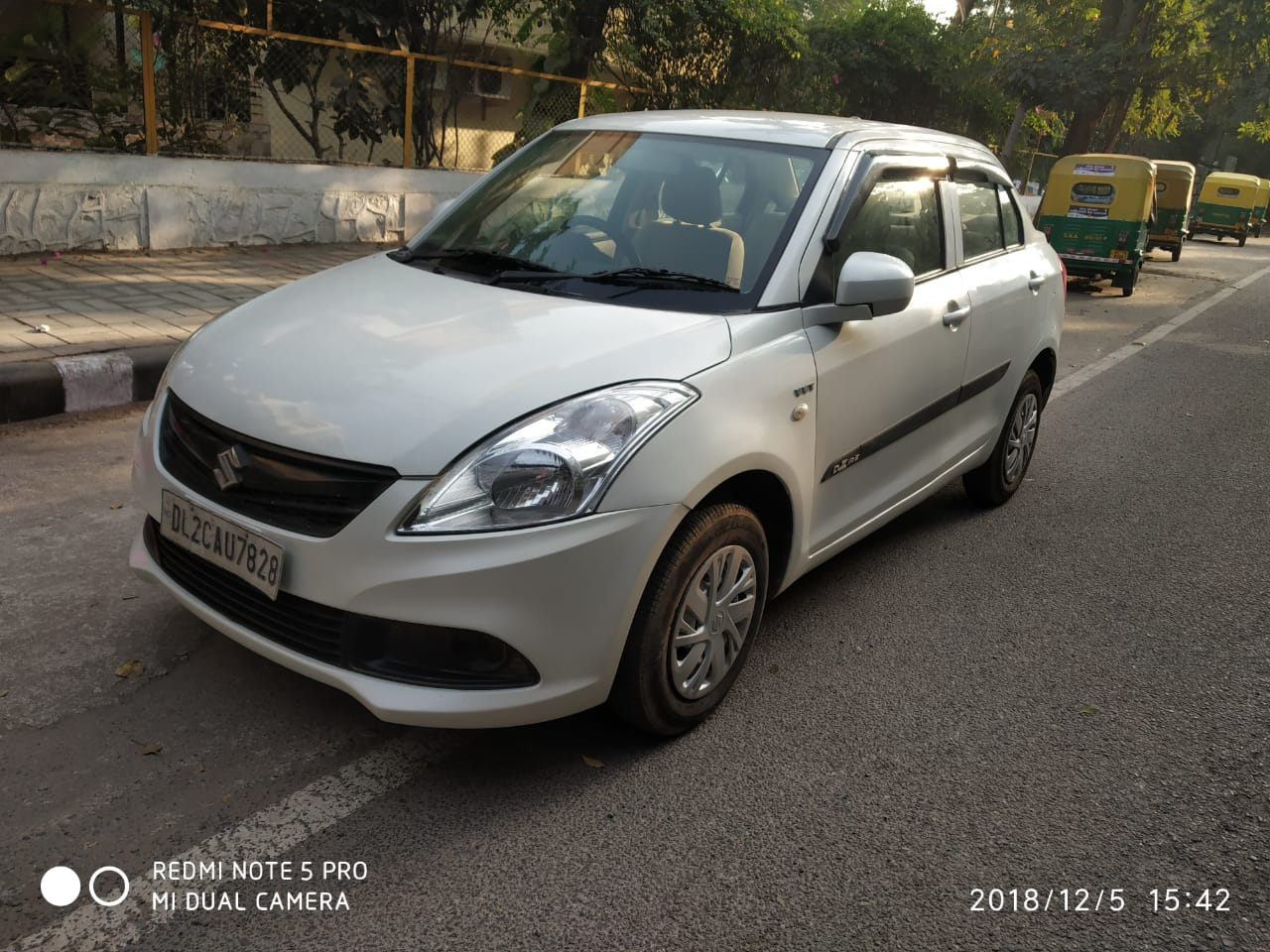 Maruti Suzuki Swift Dzire Lxi 1 2 Bs Iv Mahindra First