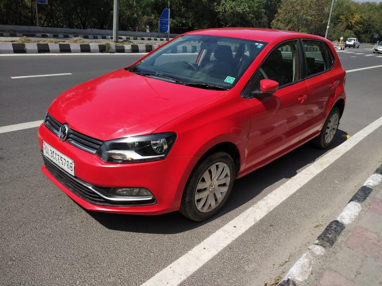2016 Used Volkswagen Polo COMFORTLINE 1.2L P