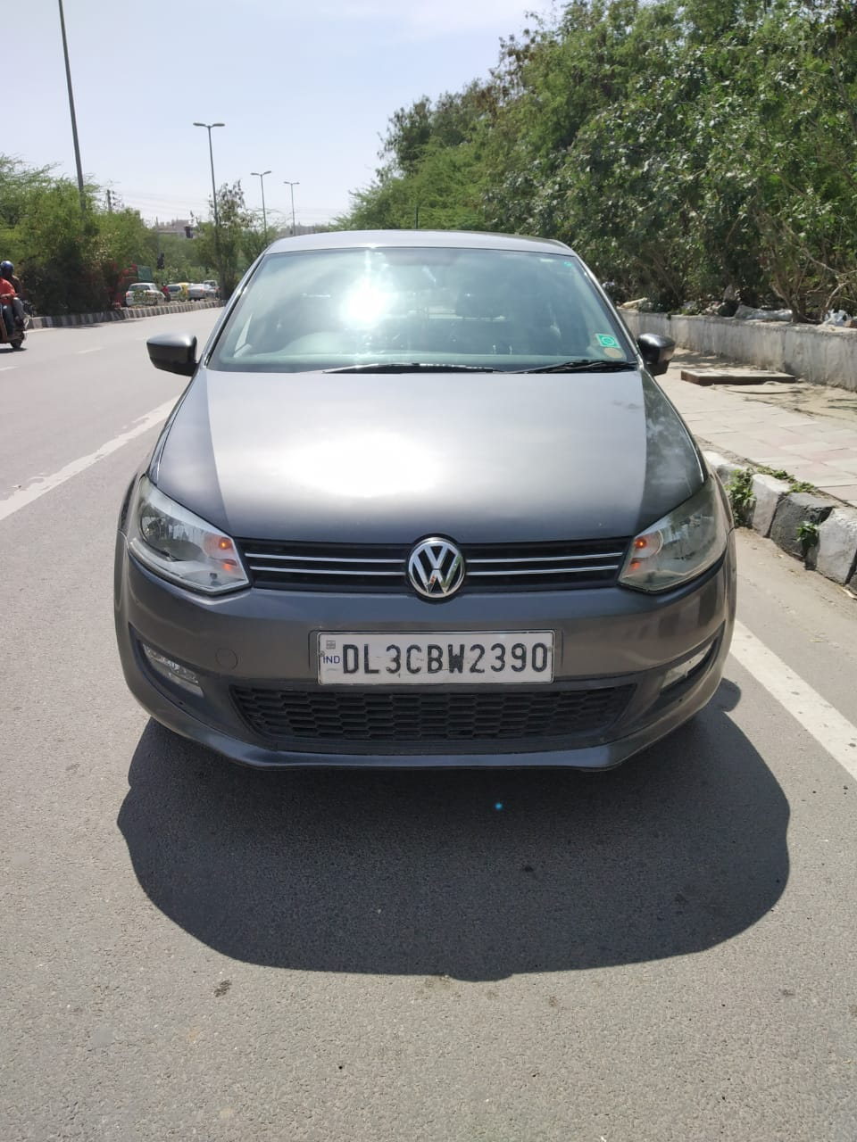 2013 Used Volkswagen Polo COMFORTLINE 1.2L PETROL