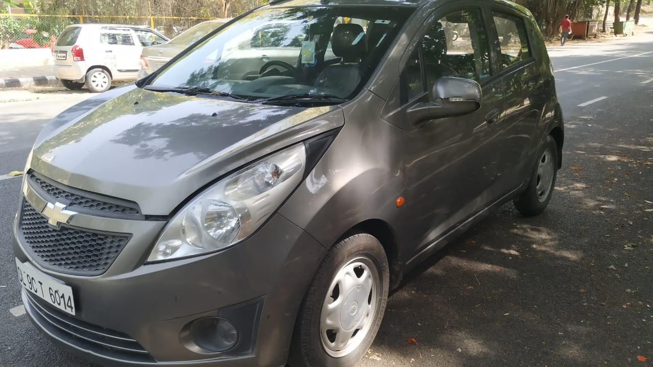 2013 Used CHEVROLET BEAT PS PETROL