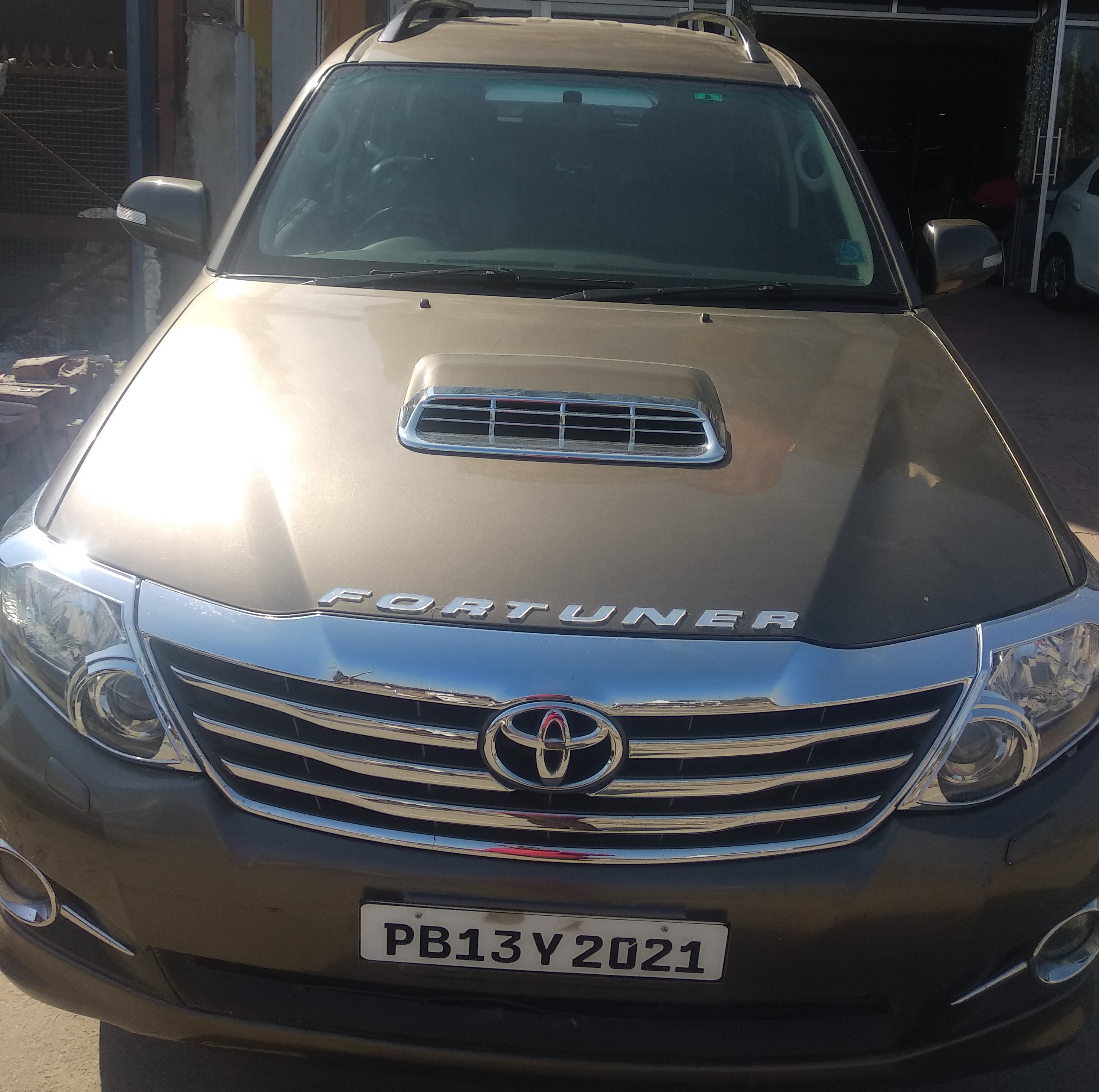 2015 Used Toyota Fortuner (2012_2016) 3.0 4X4 MT