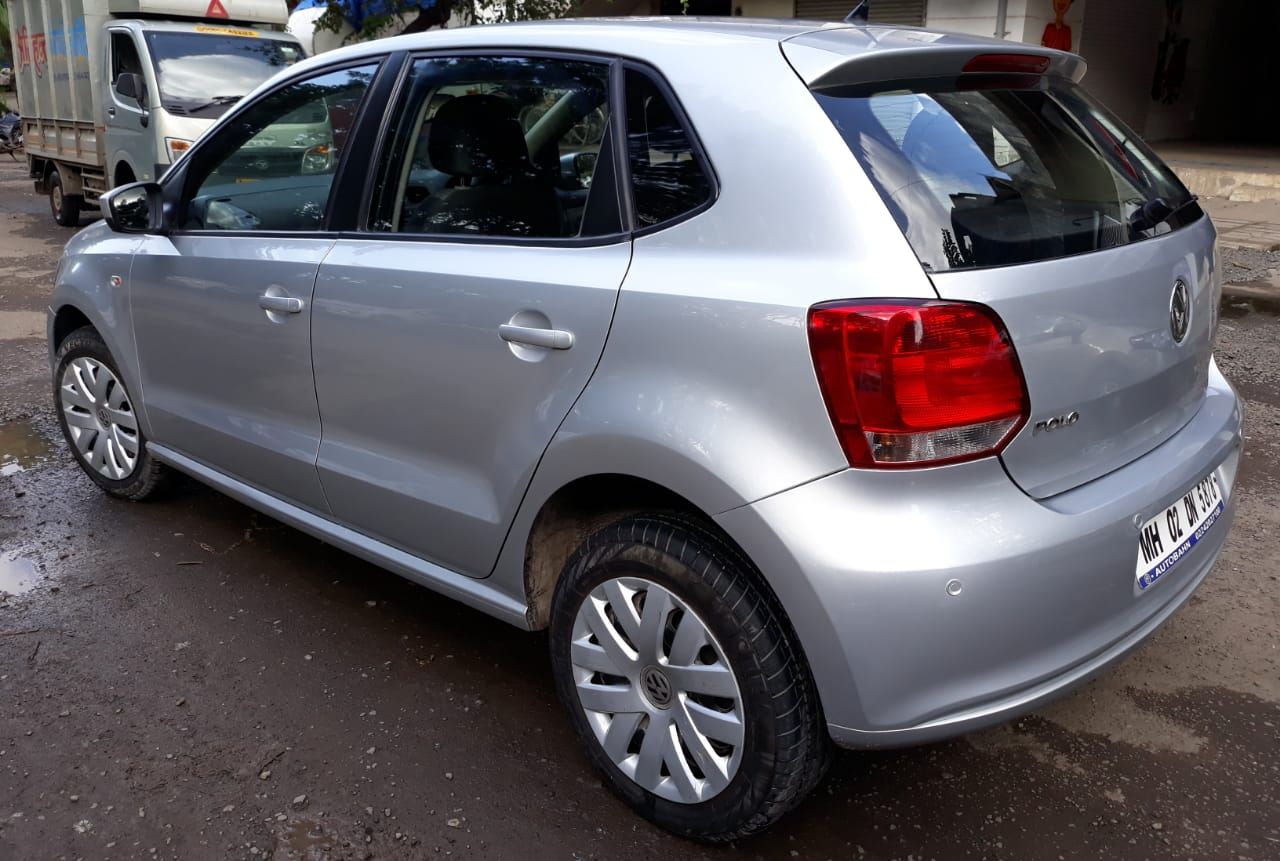 2014 Used Volkswagen Polo COMFORTLINE 1.2L PETROL