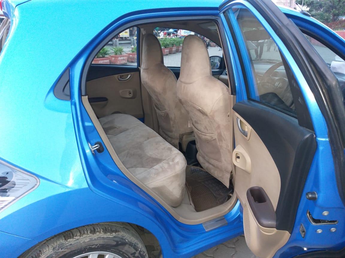 2012 Used Honda Brio V MT