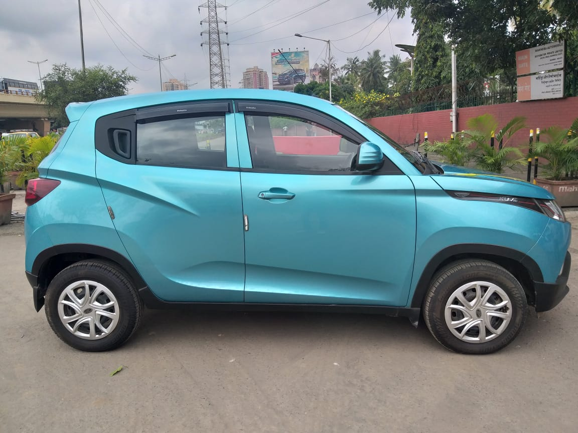 2016 Used Mahindra Kuv100 K4 PLUS 6 SEATER PETROL