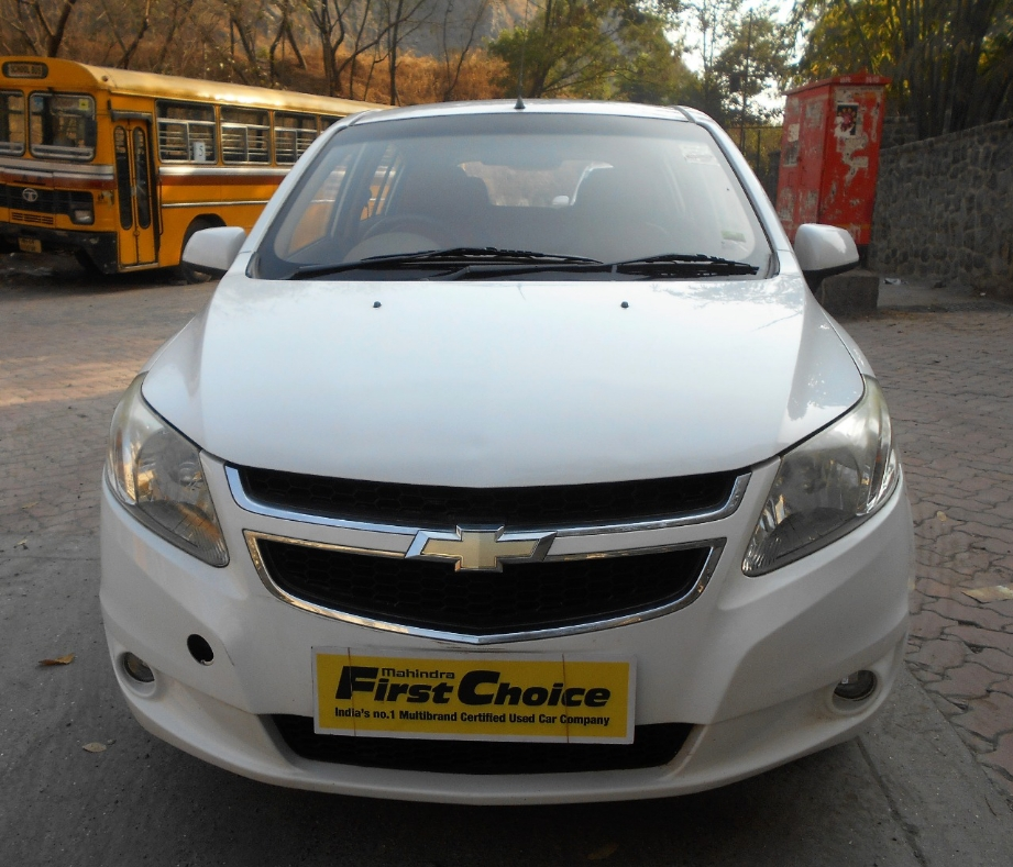 2013 Used Chevrolet Sail Uva 1.3 LT ABS