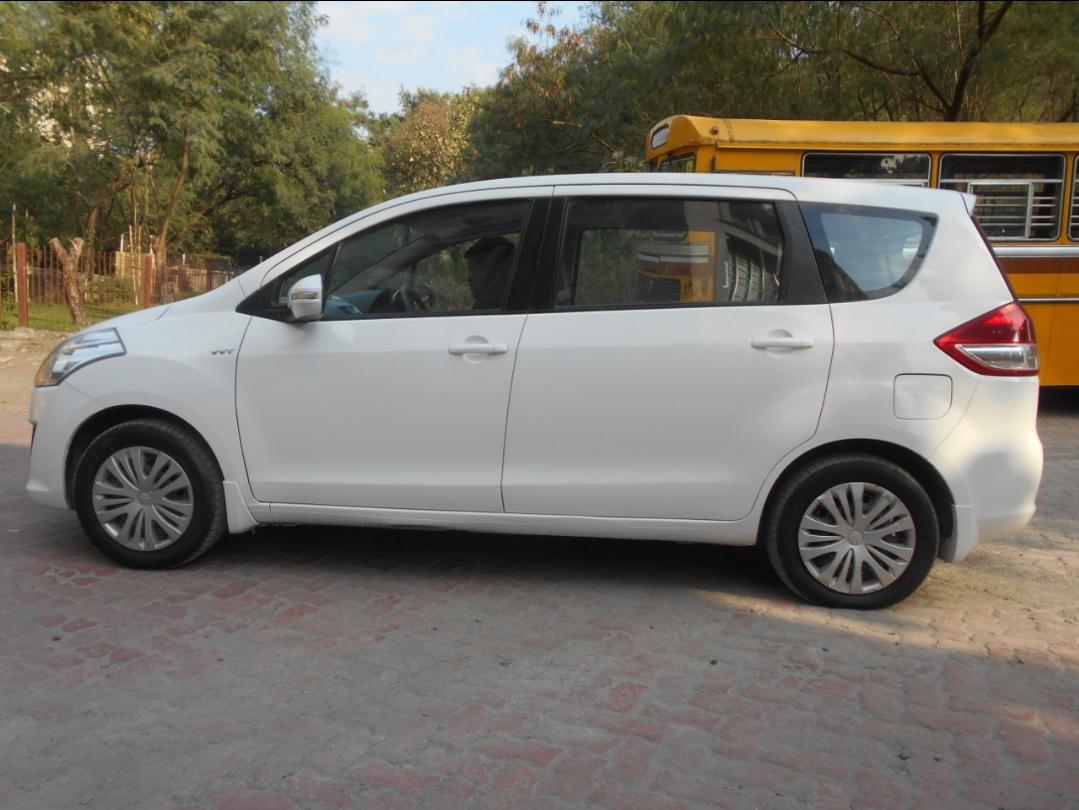 Used Maruti Suzuki Ertiga In Mumbai Mahindra First Choice