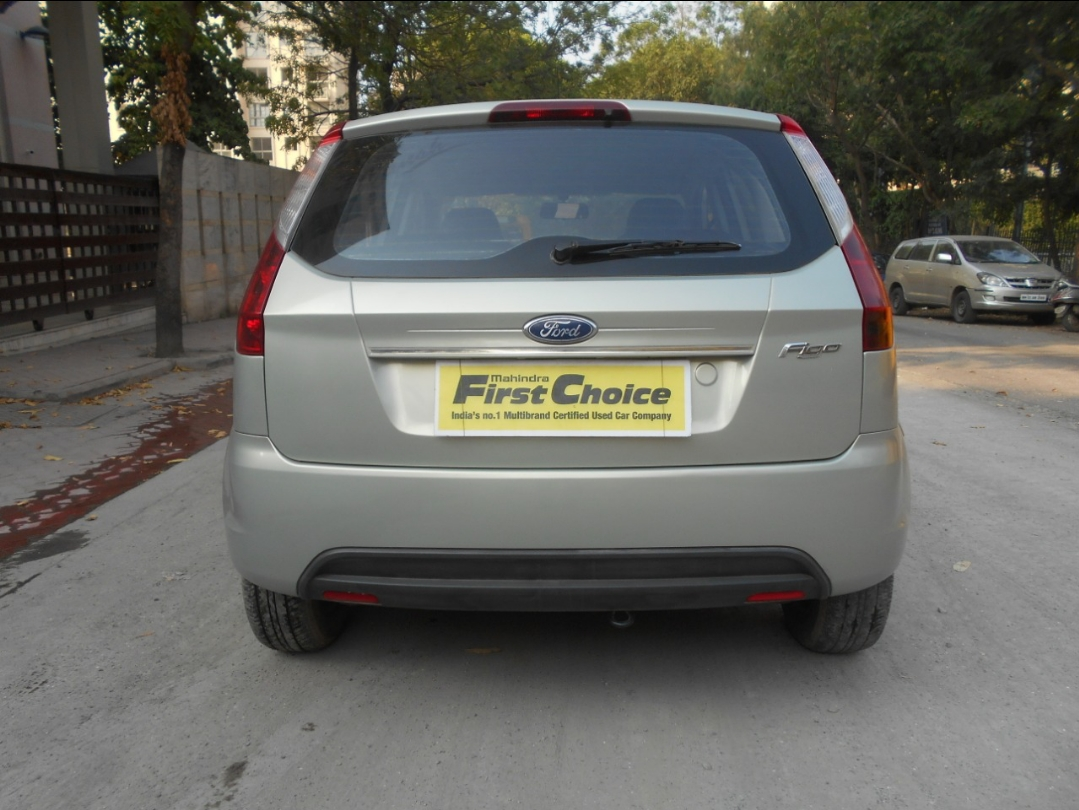 2011 Used Ford Figo ZXI DURATEC 1.2