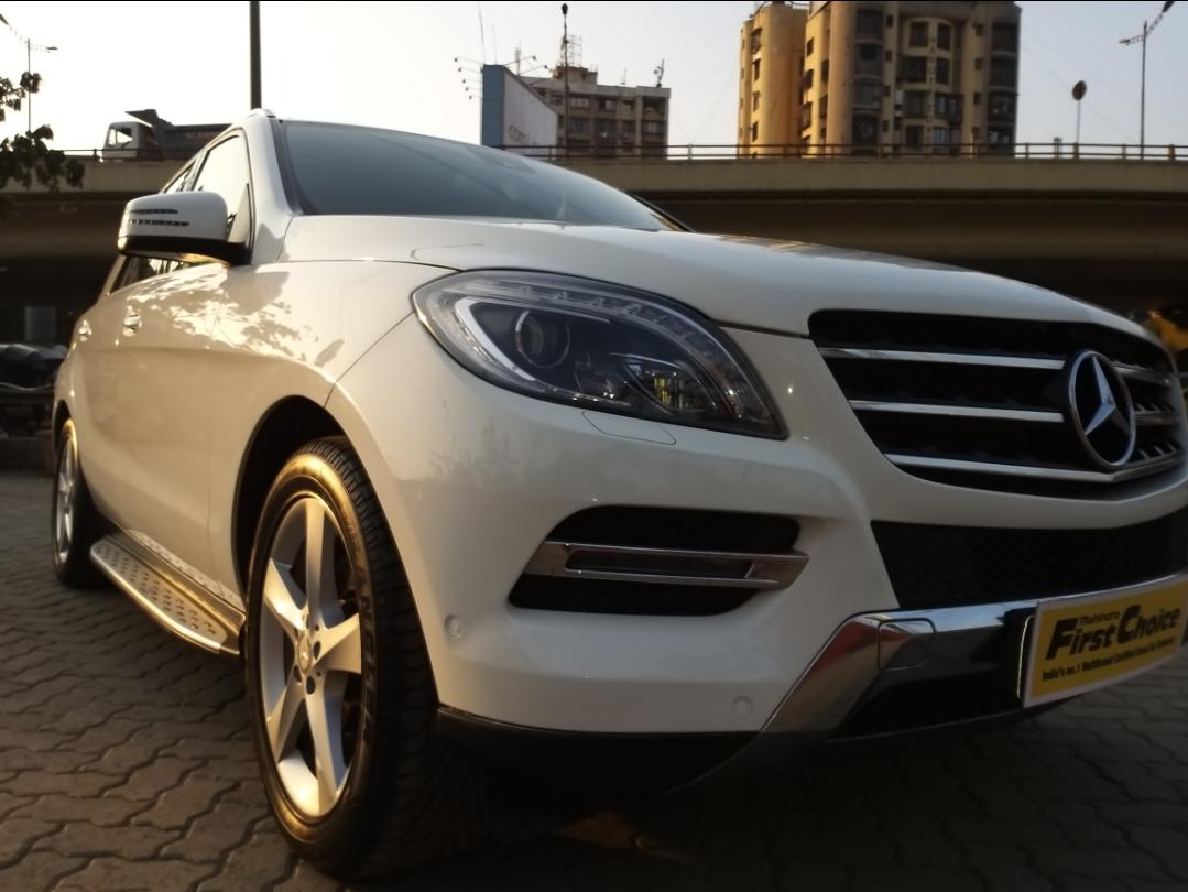 2013 Used Mercedes Benz Ml Class 350 CDI BLUE EFFICIENCY