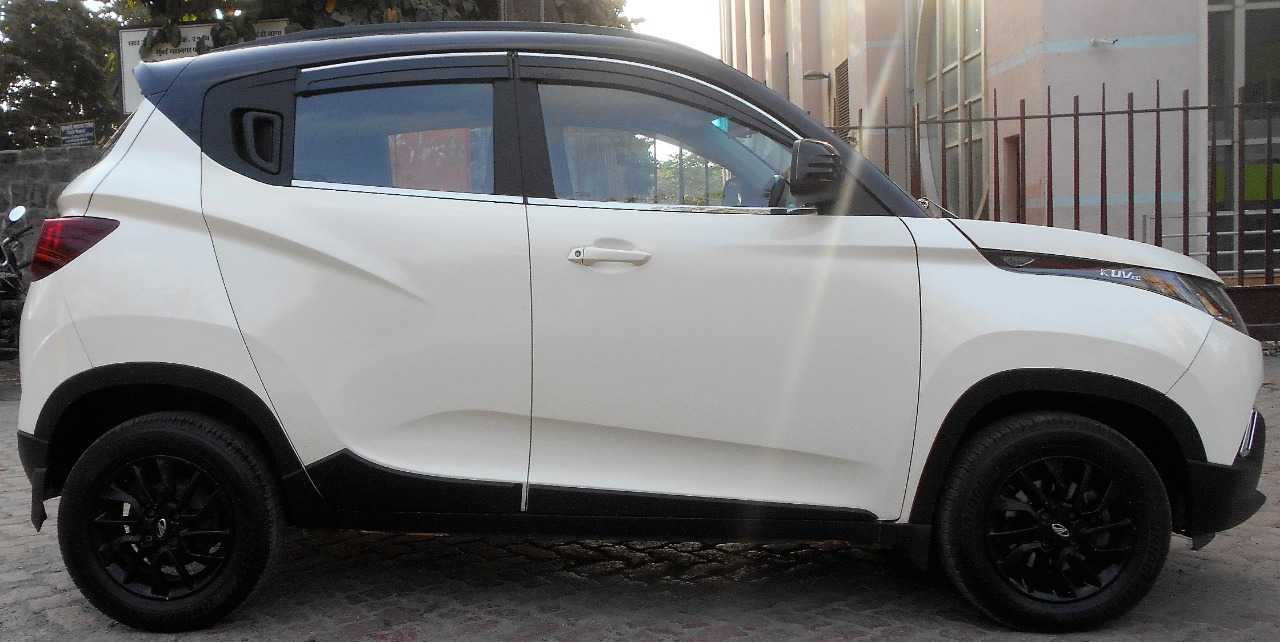 2016 Used MAHINDRA KUV100 K8 6 SEATER PETROL