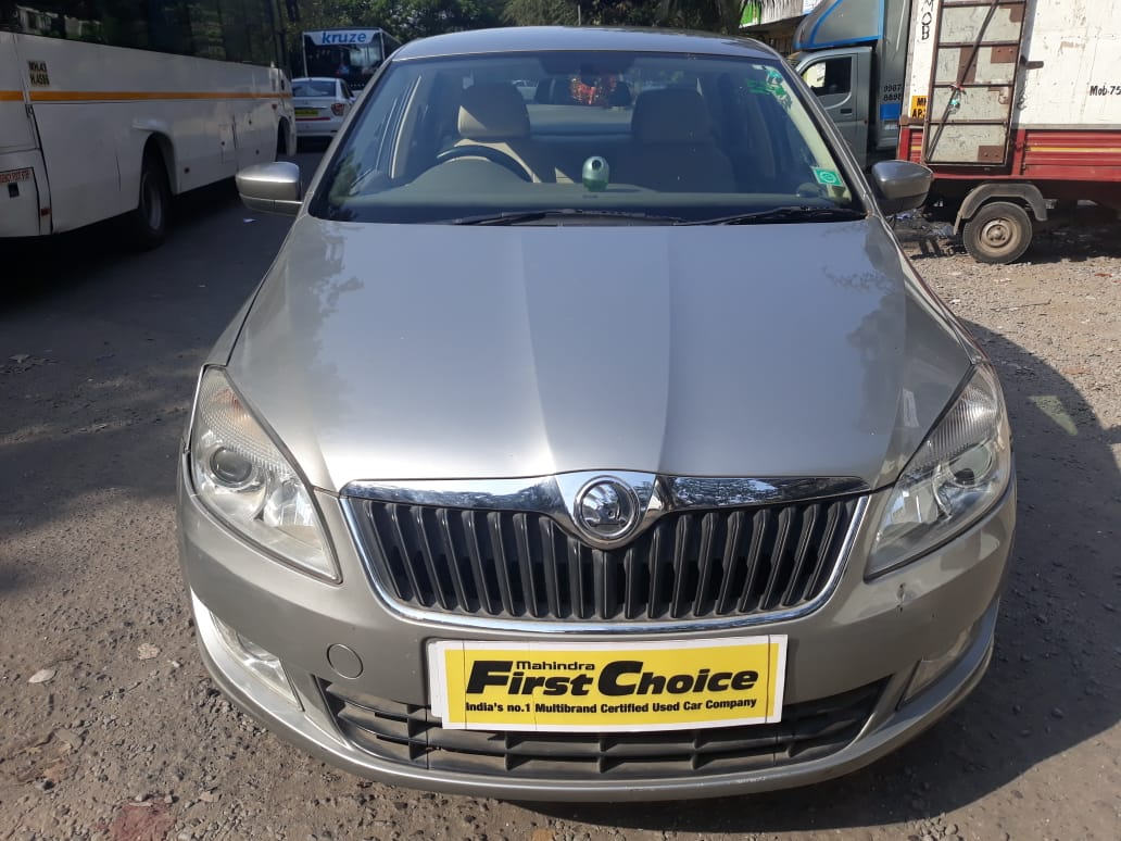 2014 Used SKODA RAPID ELEGANCE 1.6 MPFI AT