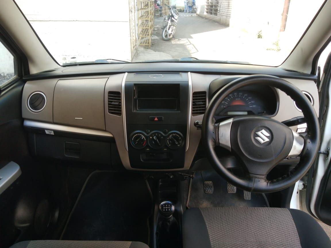 2013 Used Maruti Suzuki Wagon R 1.0 LXI CNG