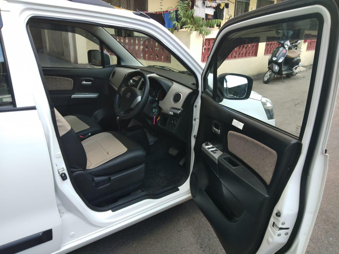 2016 Used Maruti Suzuki Wagon R 1.0 VXI + AMT