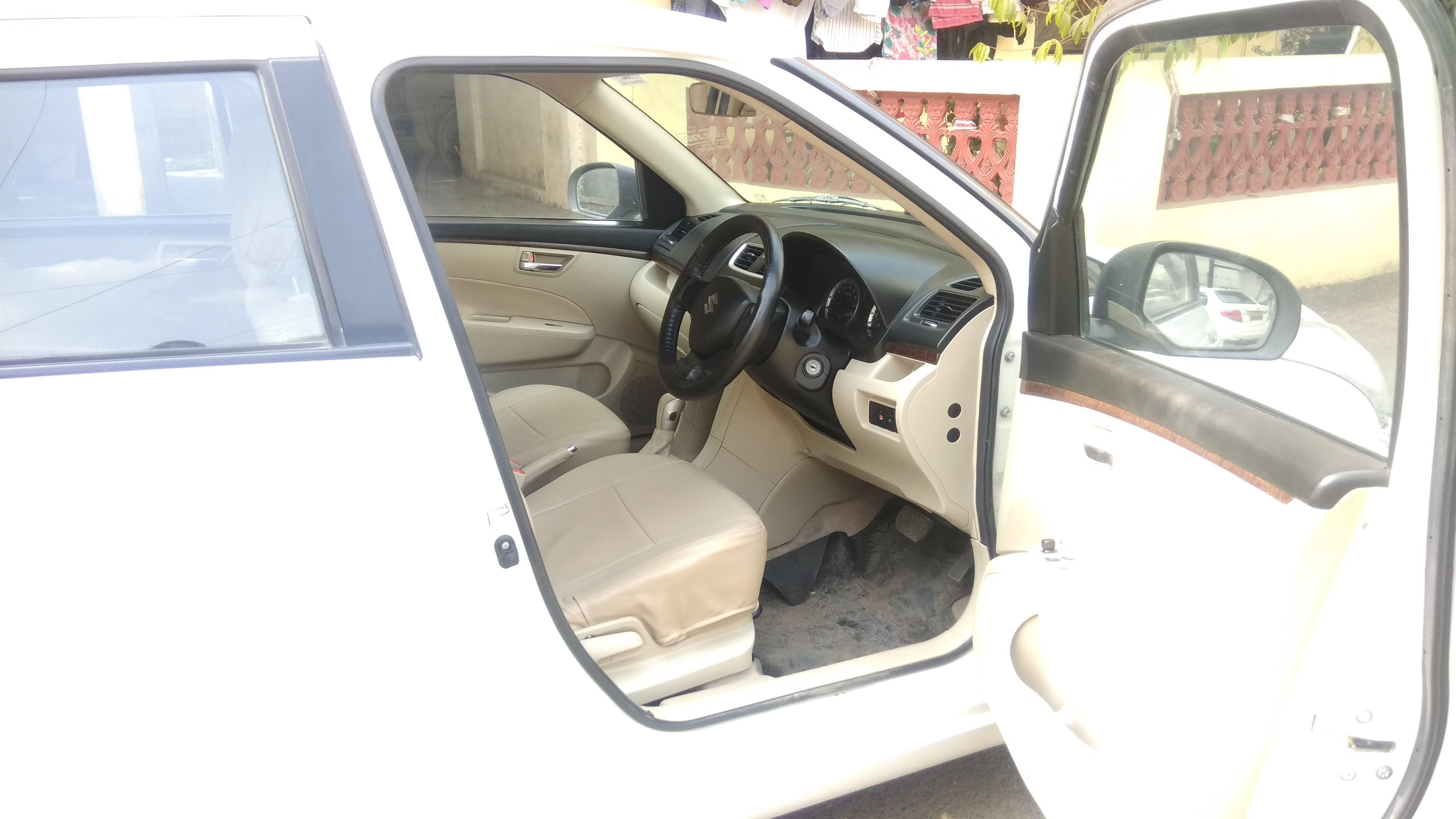 2014 Used Maruti Suzuki Swift Dzire AUTOMATIC