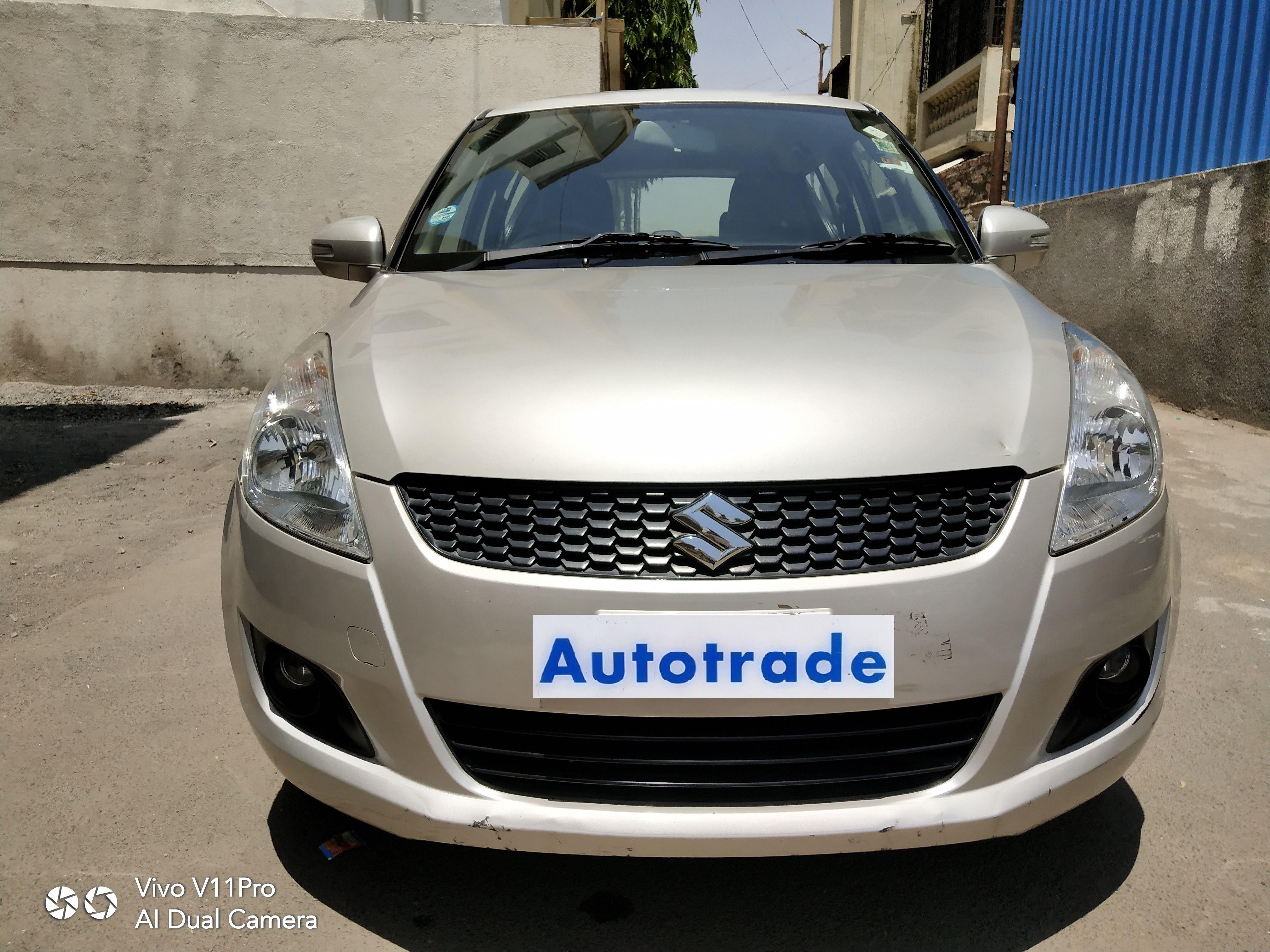 Used Maruti Suzuki Swift In Pune Used Cars In Pune Mahindra